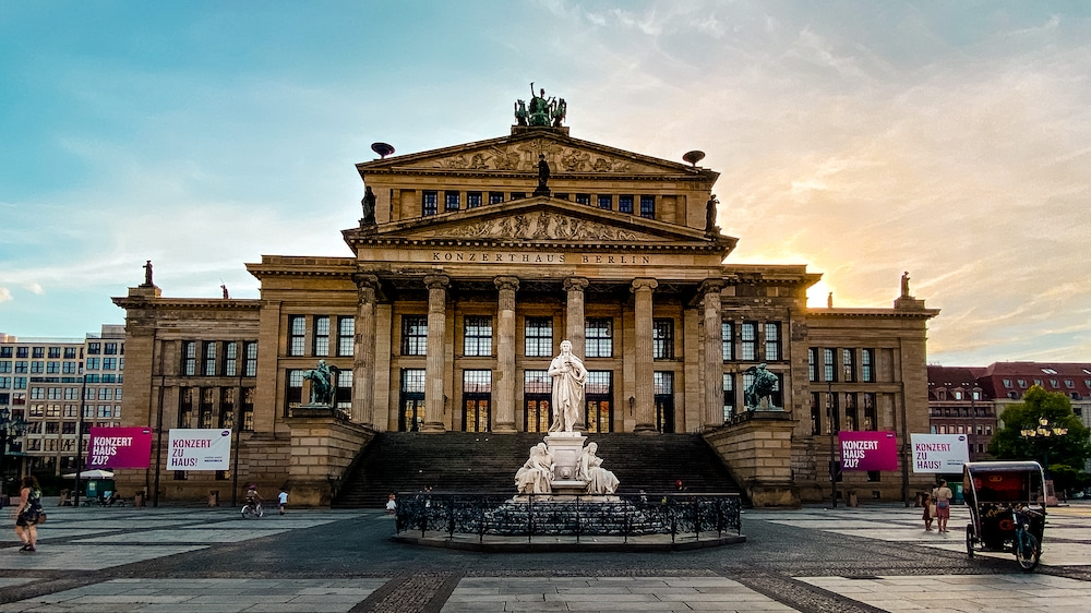 Konzerthaus Berlin am Gendarmenmarkt