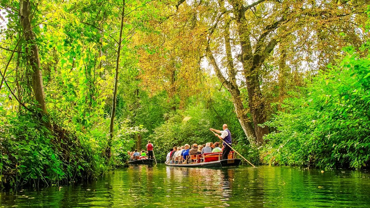 Spreewald – das Flusslabyrinth in Brandenburg